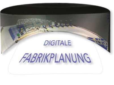 Digitale Fabrikplanung